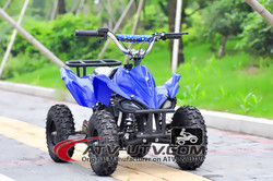 2016 new arrive 4 wheel motorcycle atv, cheap mini quad for kids