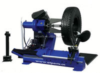 AT PARTS swing arm tire changer with blue color for car repair shop