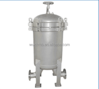 High quality stainless steel cartridge filter housing