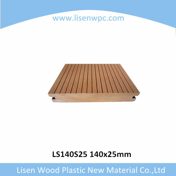most popular wpc decking swimming pool waterproof materials