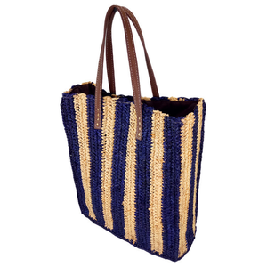 2019 fashion women's summer beach handmade cheap straw tote bag