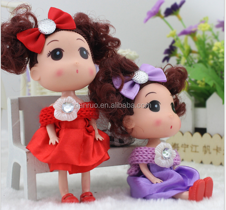 Lovely Confused Doll, Ddung Doll