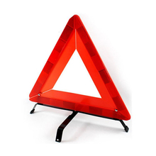 Plastic Reflection Emergency Warning Triangle Road Signs Roadside Emergency Kit
