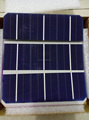 3 bus bars customized size cutting solar cell 156*52mm small solar cell pieces