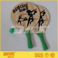 High quality beach ball racket for sports,beach racket set