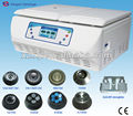 Benchtop high speed refrigerated blood centrifuge machine TGL-20MB