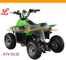 Chinese hot sale battery quad bikes 350w 36v electric atv