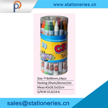 factory wholesale high quality wax crayons