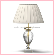 Elegant style home good decoration Crystal Table Lamp