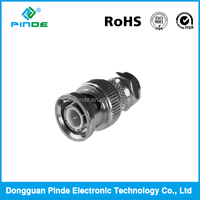SMA female to MMCX male plug connector adapter