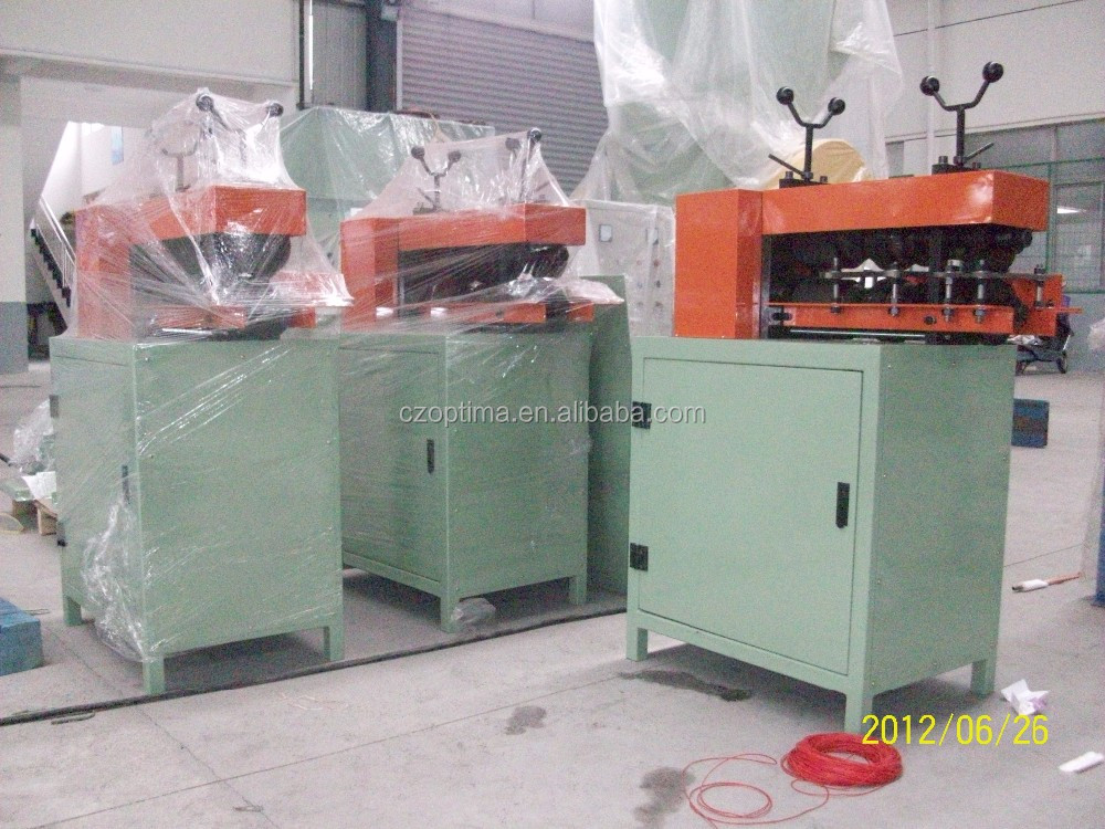 Thermocouple manufacturers stripper machine ultrasonic MI cables jacket end stripper machine