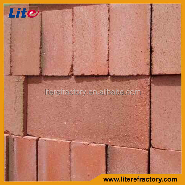 Thermal Shock Resistance High Temperature Fire Clay Acid Refractory Bricks for Coke Oven Chimney