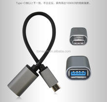 USB 3.1 Type C to Type A USB-C OTG Cable Adapter for Type-C Device