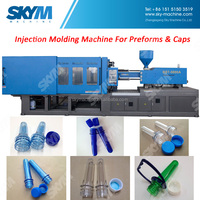 Thermoplastic Preform Injection Molding Machine Cost