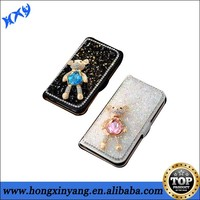 HXY 3d crystal cell phone cases for iphone 5s
