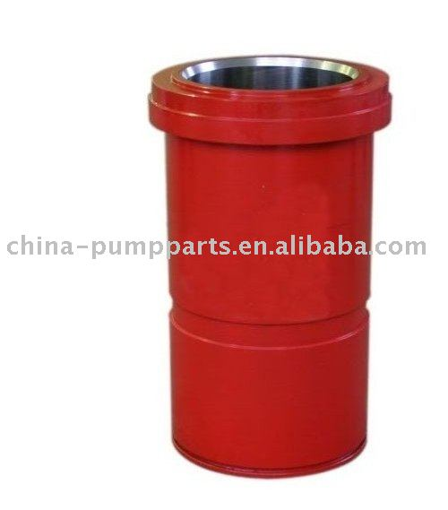 triplex mud pump bi-metal liner