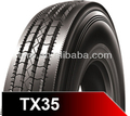 Truck tyres 285/75R24.5 special design for USA market