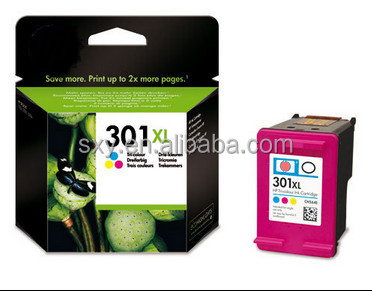 1 Year 100% Guarantee Geniune Original cheap ink cartridge for HP 301 301XL