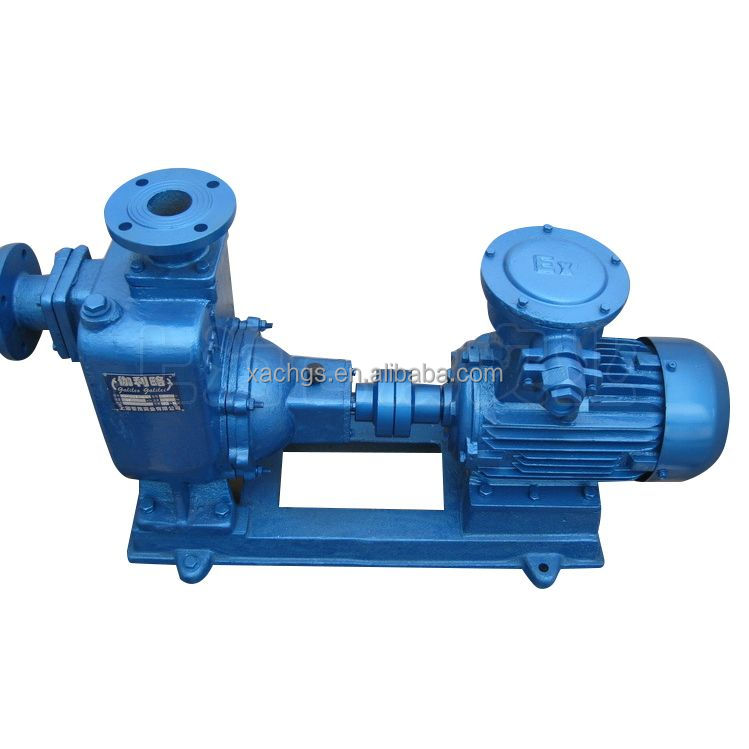 Competitive Price China Manufacturer Self-Priming Sewage Water Pump