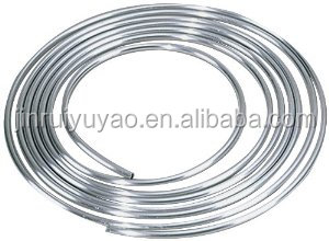with 10 years experience corrosion resistance 8mm*5mm clear pe tube for various industry