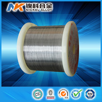 0.025mm 99.923% pure nickel wire np2