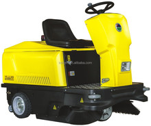 120L Double brushes electric Ride on Street Cleaning Machine