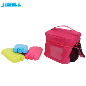 Wholesale mini high quality insulated ice cooler pack for kid's lunch bag
