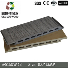 Easy install sandwich panel Outside Wood plastic wpc Wall panel outside wall cheap price wpc wall cladding