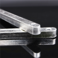 Pure tin Sn99.99 clead free tin solder bar for handicraft and electric plating