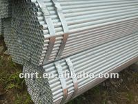 hot-dip galvanized steel tubes for chain link fence