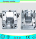 Outdoor and indoor plastic injection chair mold, LED light molding,furniture mould