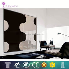 Wholesale white lacquer bedroom cupboards design