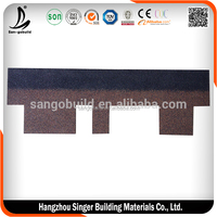 Best quality Cheap Price Color Asphalt Roof shingles Tile for USA