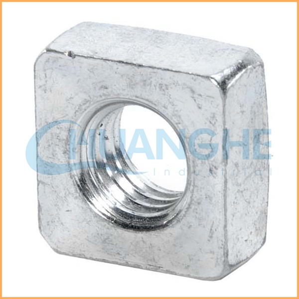 Dongguan Supply ROHS Compliant m10 square nuts din562 m8