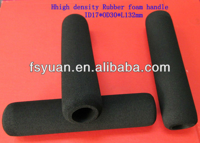 rubber foam handle rubber handle tube rubber handle Natural silicone synthetic rubber products manufacturer factory company
