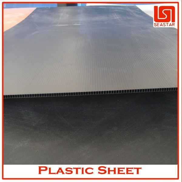 China building lightweight plastic sheet material factory