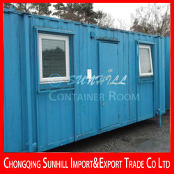 Mobile Toilet/WC Container Hot Sale