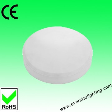 Low Cost 12W 110V IP44 1000Lumen Garage Ra>80 Wall PC Ceiling Panels
