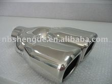 stainless steel 304 car exhaust muffler