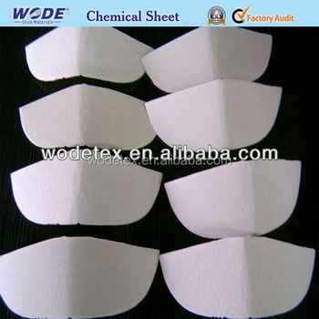 Stickiness Chemical Sheet For Shoes Toe Puff Material