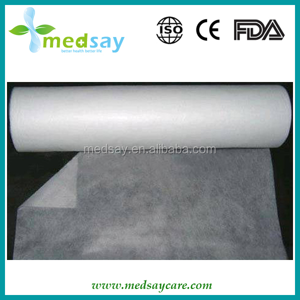 Disposable PP + PE bedsheet roll