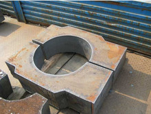 mining machinery material high tensile abrasion resistant steel plate