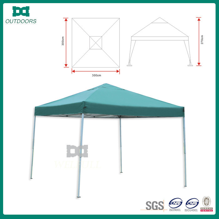 Wind Resistant Or Wind Proof Outdoor Gazebo Garden Tent