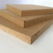 high density fibre board 18mm mdf furniture wood sheets