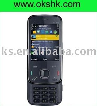 N86 GSM mobile phone made in finland