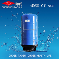 CE hot water purifier storage water tank in water treatment