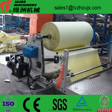Fully Automatic Hot Melt Sprey Head Fabric Fiber Adhesive Tape Coating Laminating Machine