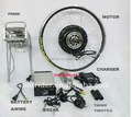 POWERFUL! ORK-POWERR 48V 1000W electric bicycle powerful rear motor conversion kit