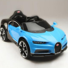 New licensed 2.4G bluetooth battery powered kids electric ride on car bugatti