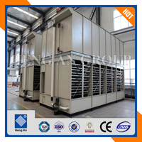 """Heng An Brand"" 100 tr square induced draft cooling tower for injection moulding machine"